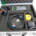 Цифровой портативный ультразвуковой расходомер для воды TDS-100H с датчиком M2 Utrasonic расходомер на основе усовершенствованной схемы