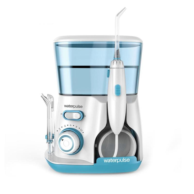 1pcs New Designed Oral Irrigator Machine Environmental Effective Teeth Care Tools Prevent Tooth Decay Oral Irrigator Machine hanriver health care tools irrigator pregnant women wash ass gynecological vagina cleaner