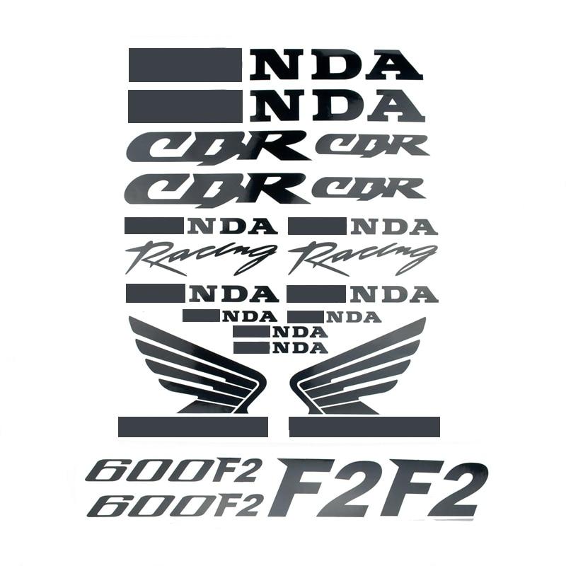 ̀ •́ A ESTRENAR motocicleta Depósitos de combustible sticker full ...