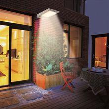 Newest Super Bright 46 LED Lamp Outdoor Solar Power Light PIR Motion Sensor Security Waterproof Solar Lamp For Garden Street