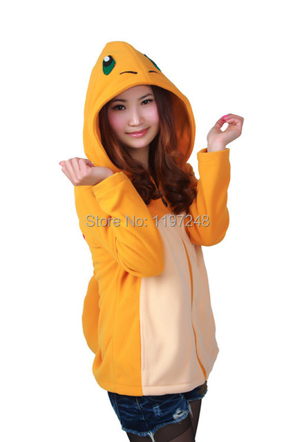 Hot Fire Dragon Animaux Sweat A Capuche Japon Cosplay Oreilles