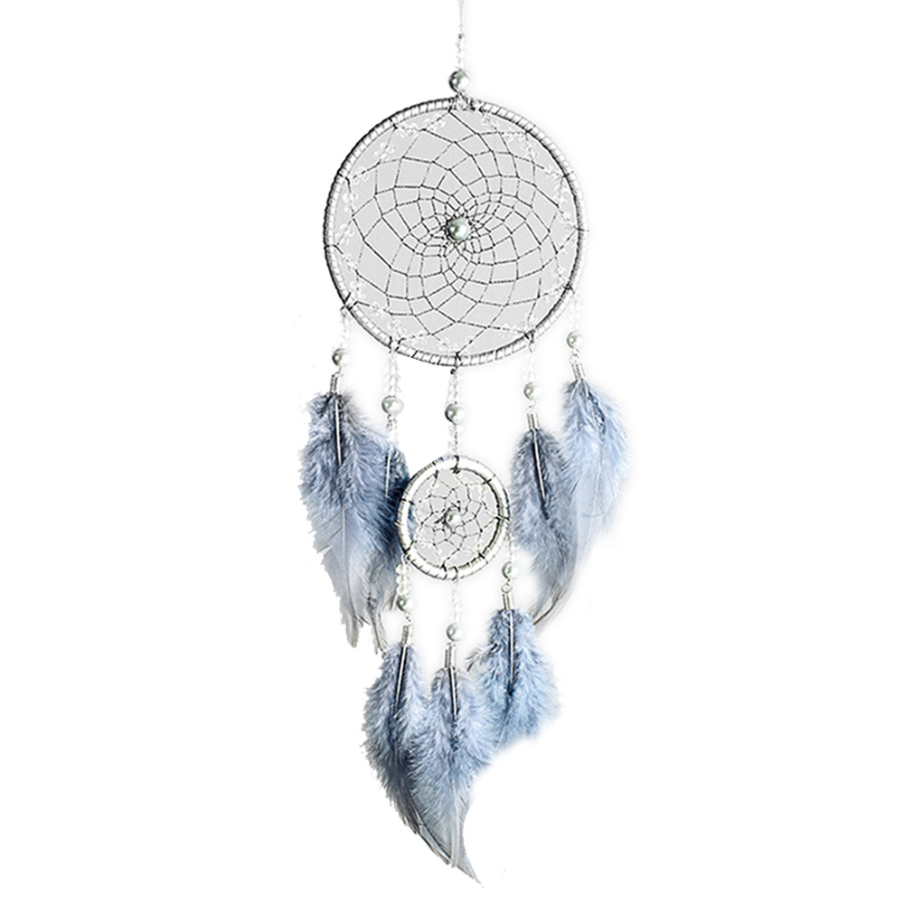Newest Lace Flower Dreamcatcher Wind Chimes Indian Style