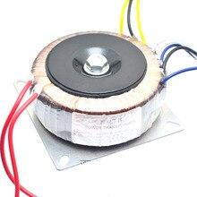 220 V/110 V 28 V dual 12 V 12 V ไข้เครื่องขยายเสียง toroidal transformer แหวนวัว fire วัว 200 W