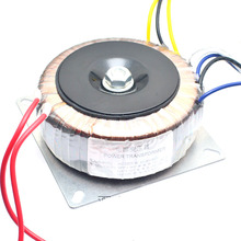 220 V/110 V double 28 V double 12 V simple 12 V amplificateur de fièvre avec anneau de transformateur toroïdal bovins feu bovins 200 W