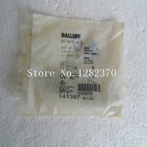 [SA] New Original Special Sales BALLUFF Sensor BOS 12M-PS-1YB-S4-C Spot