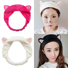 Elastic Cute Girls Bathing headband