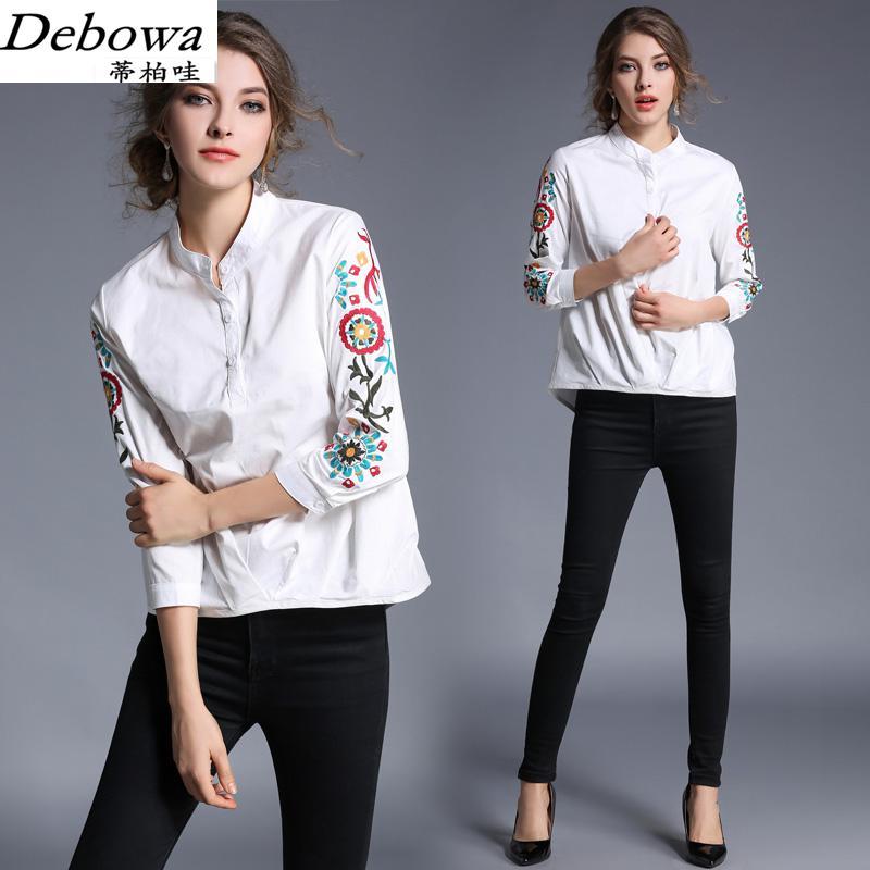 Debowa вишиванка блузка жіноча сорочка - Жіночий одяг