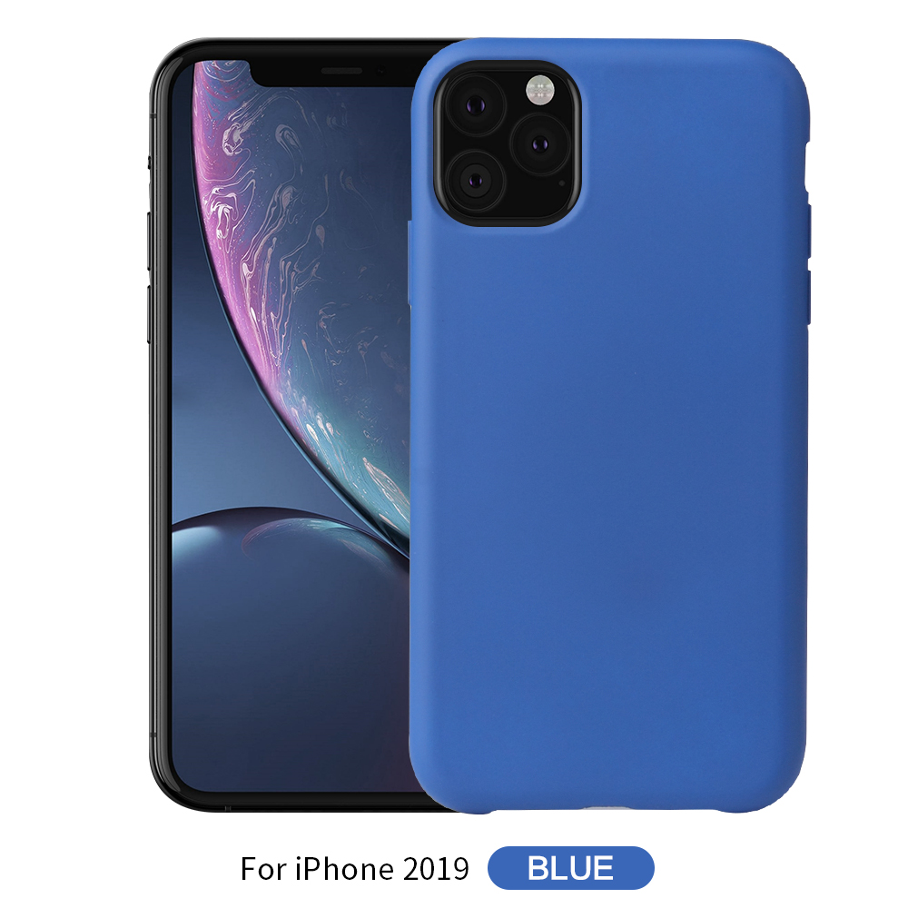Jolie Liquid Silicone Case for iPhone 11/11 Pro/11 Pro Max 11