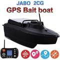 Улучшенная рыболовная лодка JABO 2CG 36A 20A 10A  GPS  сонар  с автоматическим возвратом  2 4G  GPS  сонар  рыболокатор