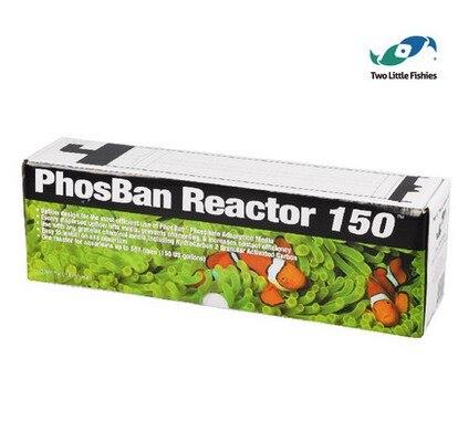 Estados Unidos dos peces phosban reactor 150 multifunción reactor equipo de filtro de NP de frijoles reducir NO2 N03 PO4-in Filtros y accesorios from Hogar y Mascotas    3