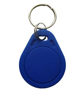 Glyduino RFID IC Key Tags Keyfobs Token NFC TAG Keychain Number 3 Reaction Key for Arduino Android