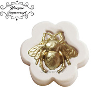 Silicone Mold Chocolate-Mold Insect Yueyue Sugarcraft Cake-Decorating-Tools