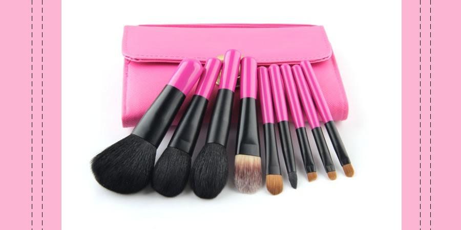makeup brush set 3