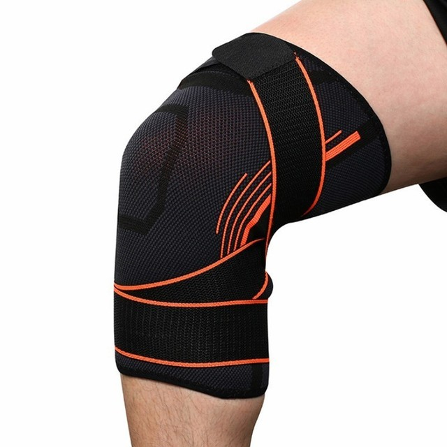 Outdoor Knee Brace Support Knee Padded For Running Arthritis Meniscus Tear Sports Joint Pain Relief Injury Recovery Protector