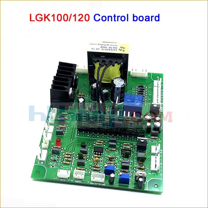 Hlavní řídicí deska invertoru LGK100 / 120 IGBT, výkonová deska - Svářecí technika - Fotografie 1