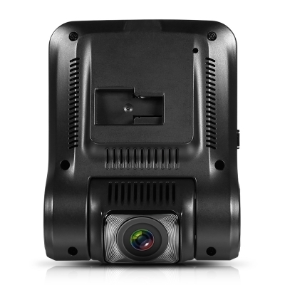 ZEEPIN D012 Wifi Car Hidden Dash Cam 170 Degree 2.45 Inch 1080P DVR Infrared Night Shoot WDR G-Sensor Driving Recorder