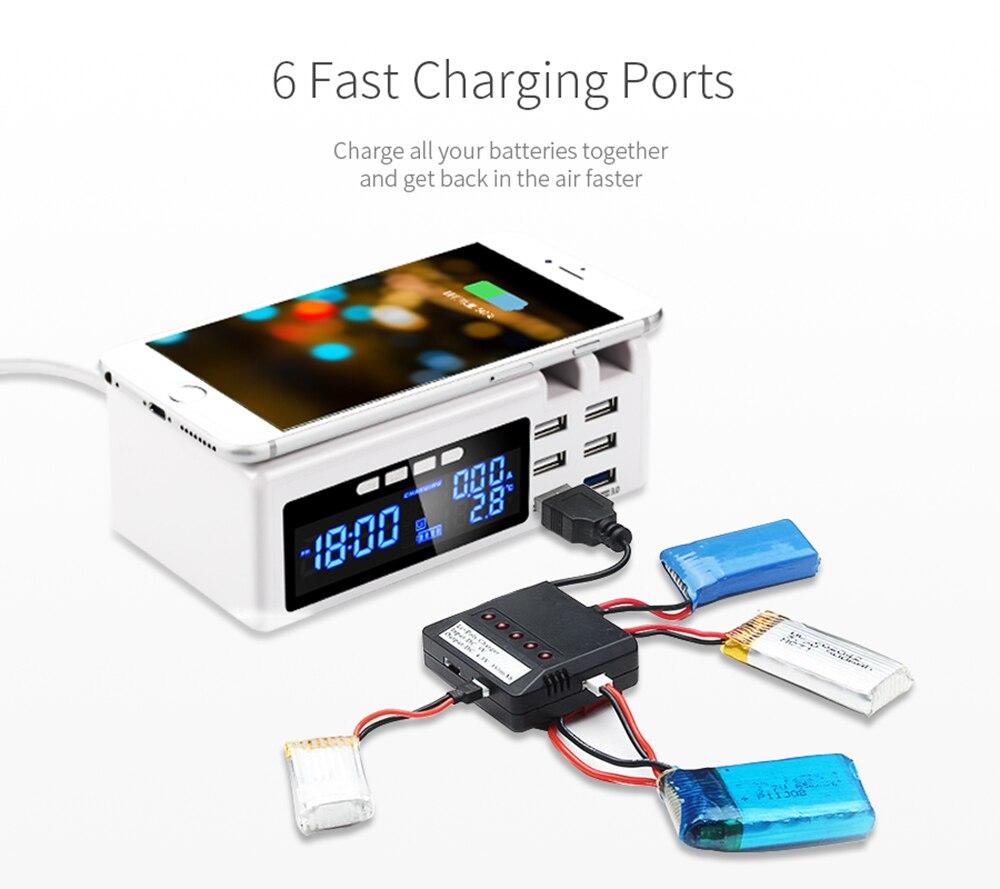Station Charging Display Smart