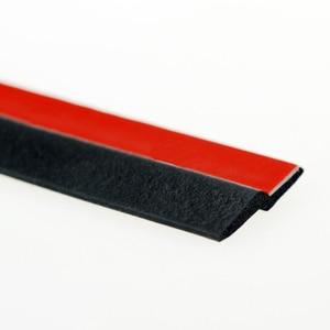 Image 5 - Conjunto de sellos de goma para puerta de coche, aislamiento acústico para capó de maletero, aislamiento acústico, P (8M) + BigD 5(M) + D 5(M) + Z 8(M)