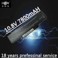 HSW Nuovo 9 celle 7800mah batteria del computer portatile Per Asus A32-K72 A32-N71 A72 K72D K72 K72J K72R K72Q N73 K73 x77 A72D X77J X77VN bateria