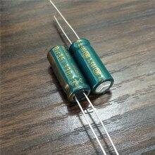 10pcs 330uF 35V JAMICON WL Series Low Impedance 8x20mm 35V330uF Aluminum Electrolytic Capacitor