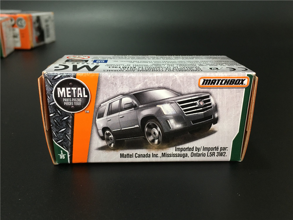 2019  Matchbox Car 1:64 Sports Metal Material Body Race Car Collection Alloy Car Gift