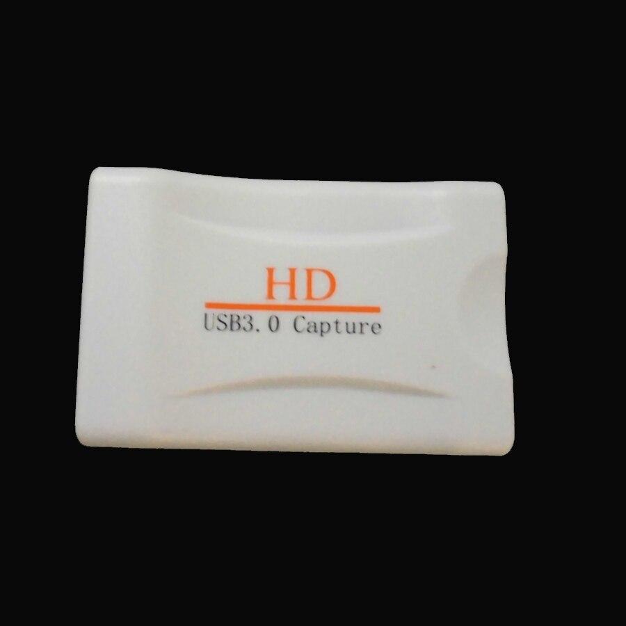 USB 3.0 Capture HD vers USB3.0 Capture vidéo Dongle 1080 P Capture de jeu HD Capture d'enregistrement en direct pour Windows Linux MAC