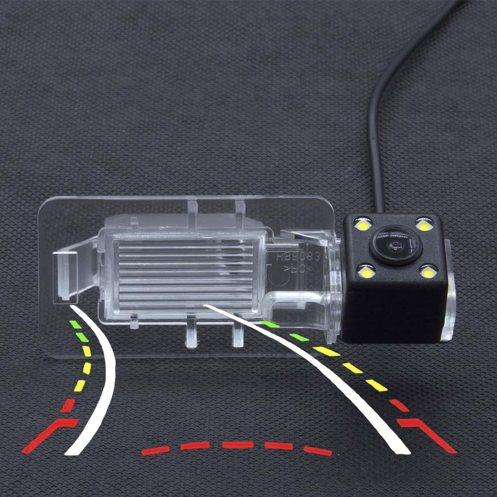 Reversing Camera Trajectory Tracks Car Parking Rear View Camera For Great Wall Hover Haval H3 H5 H6 Car Camera