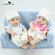 купить Full Body Silicone Reborn Dolls 10