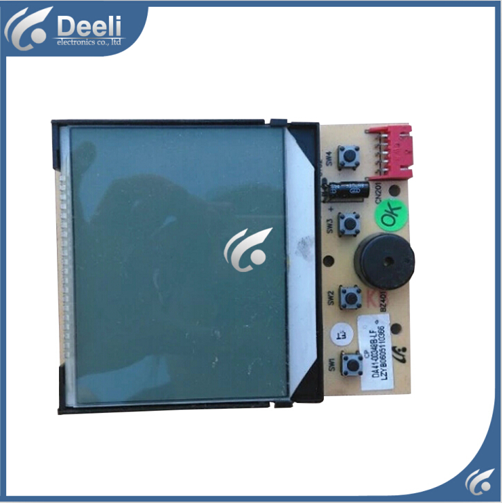 95% new good working 95% new working for Samsung refrigerator pc board Computer board Display panel DA41-00348A on sale 95% new used for refrigerator computer board h001cu002