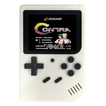 Rechargeable Mini Portable Game Console Handheld 3.0 Screen Game Player Pocket Built-in  Games Retro Kids Gift 168 retro games