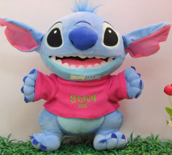 Fancytrader 24\'\' 60cm 2015 New Giant Plush Stuffed Stitch, 2 Colors Available Free Shipping FT90147 (1).jpg