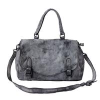 Vendange new fashion women European and American Style vintage handmade genuine leather totes/ messenger bag 2433
