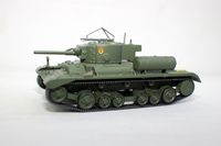 Rare Alloy Model 1:72 Ratio Russian Military EAC TANK Chariot Diecast Toy Model For Boy and Man Gift,Collection,Decoration