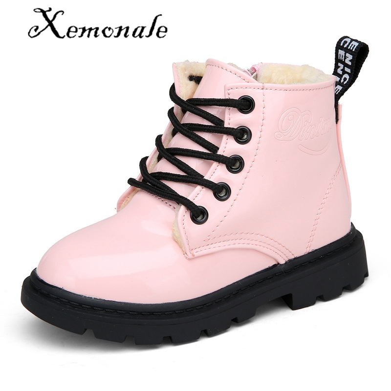 Xemonale-Size-21-36-New-2016-Sneakers-Waterproof-Martin-Snow-Rubber-Children-Boots-Girls-Boys-Winter-Boots-For-Kids-Shoes-2