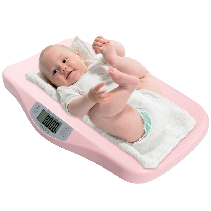 ФОТО Hot Baby weighing scales baby scales, baby scales,blue pink  baby scales, said the special high-priced home