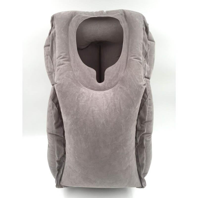 Travel Pillow Inflatable Pillows Air Soft Cushion Trip