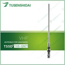 Vente chaude VHF 136 174 Mhz BNC longue antenne télescopique TXS Q9ZT