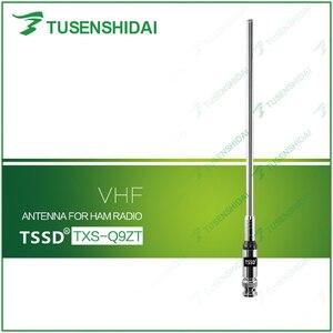 Image 1 - Vente chaude VHF 136 174 Mhz BNC longue antenne télescopique TXS Q9ZT