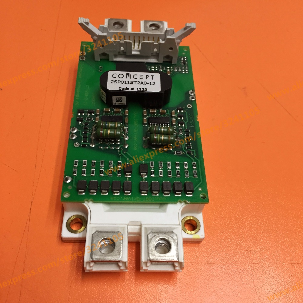 Free shipping NEW 2SP0115T2A0-12 2SPO115T2AO-12 MODULE free shipping new mtc300 12 module