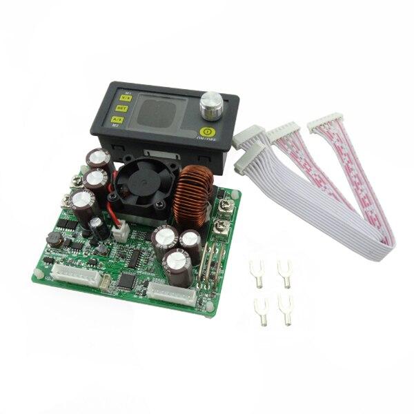 DPS5020 Konstante Spannung Strom Schritt Unten Kommunikation Digital Power Supply Converter LCD Modul