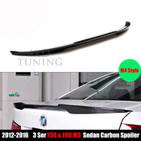 M3 Style For BMW F30 Spoiler 3 Series F30 316i 318i 320i 328i 335i F80 M3