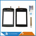 All New For Philips Xenium X331 Touch Screen Outer Glass Front Lens Plane Digitizer Replacement Part With Tools Tape