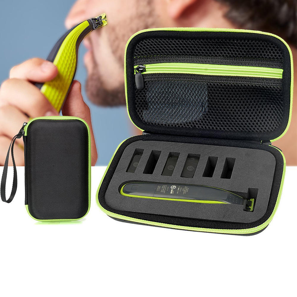 Case for Philips Norelco OneBlade Electric Trimmer Shaver QP2520/90 ,QP2520/70,Hard Case Organizer Carrying Bag image