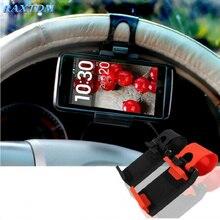 Car steering wheel mobile phone clip For Jeep Commander Compass Grand Cherokee Liberty Patriot Wrangler