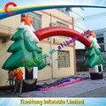 Дешевые надувные арки на Рождество/Рождественская елка надувные арки