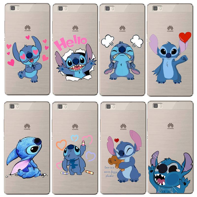 For Coque Huawei P8 P9 P10 P20 Lite 2017 Pro Case Funny ...