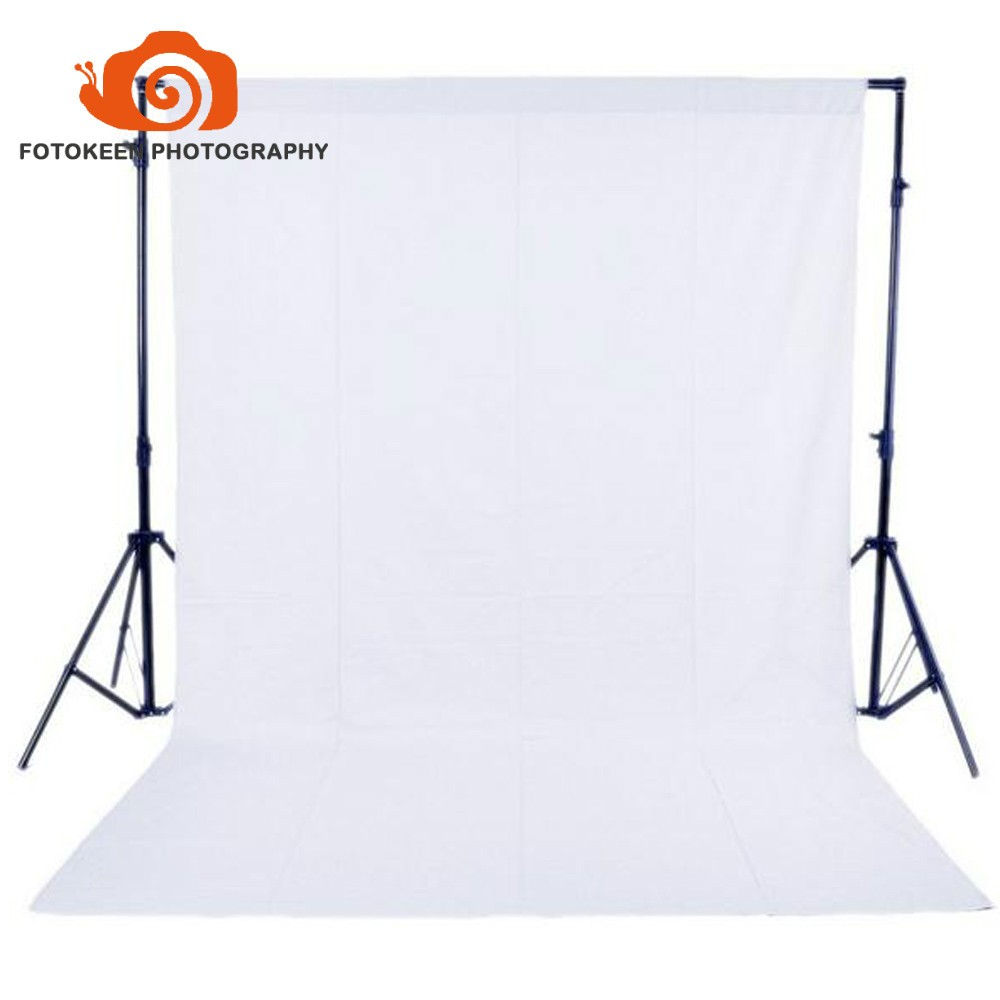 3*6M/10x20ft Photography Studio Non-woven cloth fabric Backdrop Background Chromakey Screen 3Colors Black White Green(optional) supon 6 color options screen chroma key 3 x 5m background backdrop cloth for studio photo lighting non woven fabrics backdrop