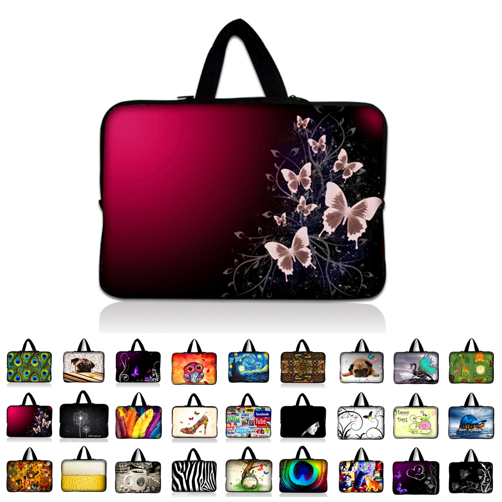 7 8 10 12 13 13.3 15 15.6 17 inch Laptop Bag Notebook Tablet Sleeve Cases For Lenovo Asus Acer HP For Macbook Mini Computer-in Laptop Bags & Cases from Computer & Office