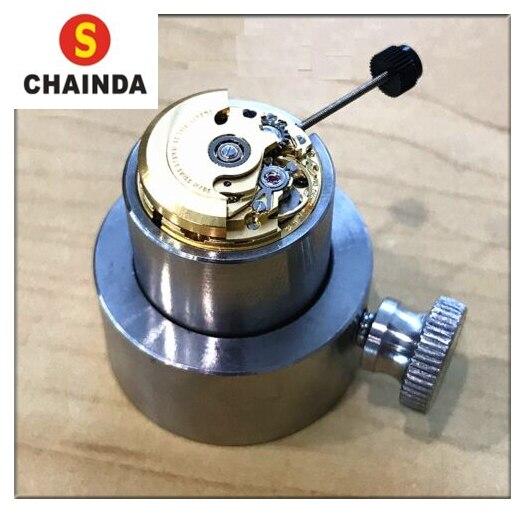 Uhren Kostenloser Versand 1 Stück 304 Stahl Professionelle Uhrwerk Halter Für Eta 2671 Ruf Zuerst Reparatur-werkzeuge & Kits