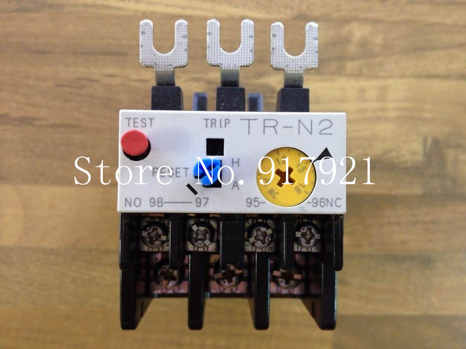 [ZOB] Fuji Fe TR-N2 thermal overload relay 12-18A motor protector genuine original --5pcs/lot